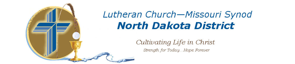 The Lutheran Church—Missouri Synod  North Dakota District